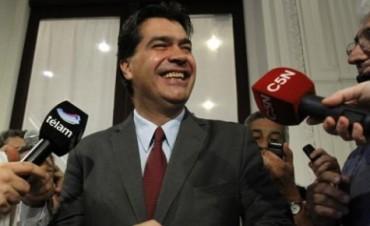 Capitanich recibió a Macri y la semana próxima a De la Sota