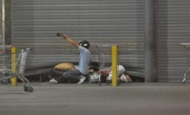 Saqueos en Córdoba: confirman un muerto por herida de arma fuego