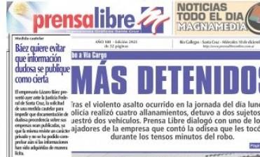 Lázaro Báez justificó su pedido de censura previa