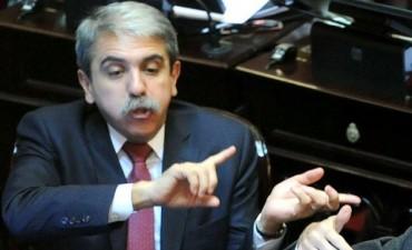 """Aníbal F. propone sanciones y prisión para policías que """"abandonen sus tareas"""""""