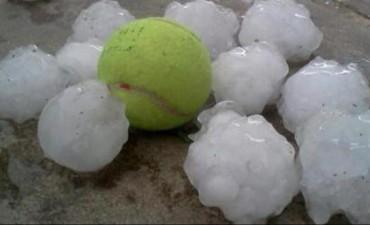 Daños en Río Tercero y Despeñaderos por fuerte tormenta