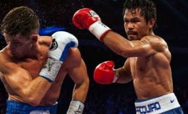 Pacquiao le contestó a Mayweather: