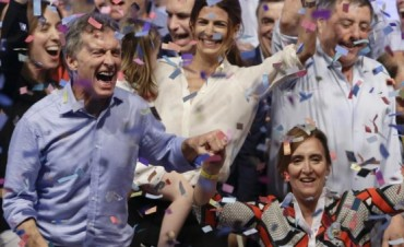 La Asamblea Legislativa proclamó oficialmente el triunfo de Macri-Michetti