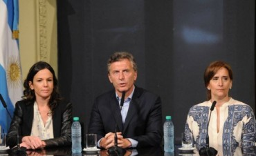 El presidente Macri otorga beneficios a los más vulnerables