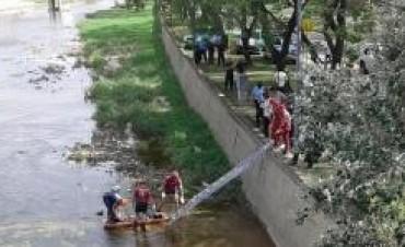Hallaron un cadáver en el río Suquía