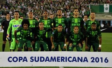 El Chapecoense fue declarado campeón de la Sudamericana
