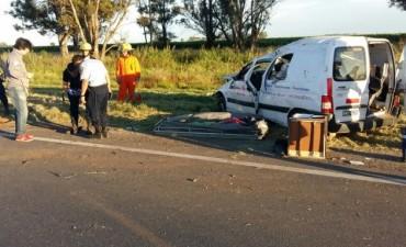 Un cantante de Bell Ville murió en un accidente de tránsito