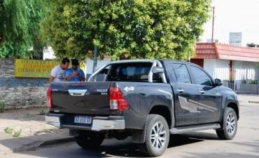 Asaltaron brutalmente al ex titular de Coninagro y golpearon hasta a sus hijos