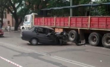 Dos conductores fugados tras tragedias automovilísticas