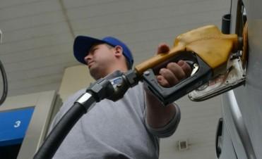 El aumento de naftas será el 7 de enero