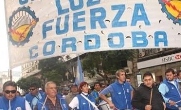 Luz y Fuerza se suma a marcha de UTA contra privatización de Tamse
