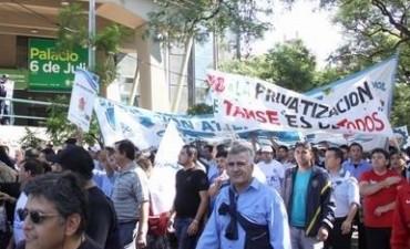 UTA no negociará a la privatización de Tamse