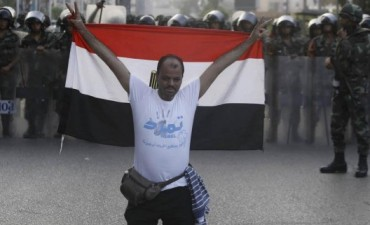 Al menos cinco muertos tras el golpe de Estado de las Fuerzas Armadas en Egipto