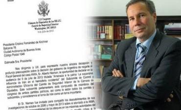 Congreso de EEUU duda que CFK quiera
