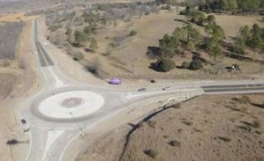 Cuatro valles turísticos de Córdoba quedarán unidos por asfalto