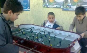 Campeonato Argentino de Metegol en Río Ceballos