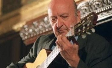 El folclore argentino está de luto: murió Eduardo Falú