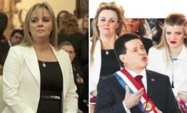 ¿Una argentina será la nueva primera dama de Paraguay?