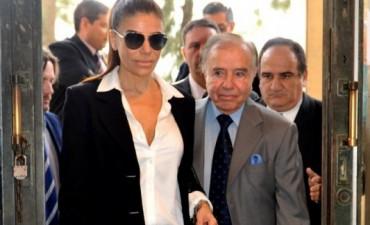 Carlos Menem afronta su segundo juicio oral en lo que va del año