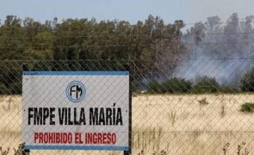 Fuerte explosión en una fábrica militar de Villa María: un muerto