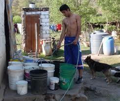 Salsipuedes, 80% de los vecinos no reciben agua