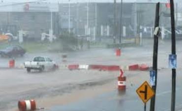 Alerta para el centro y sur de Córdoba por tormentas fuertes