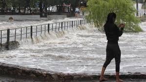 Crecida de los ríos serranos: Defensa Civil pide precaución