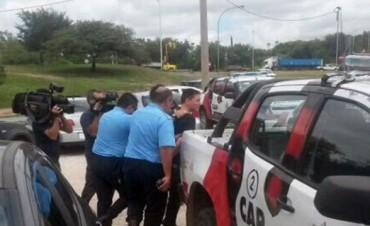 Dos poliladron detenidos en Córdoba