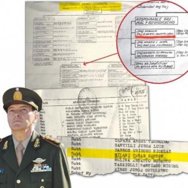 Caso Milani: documentos prueban que el Ejército seguía al soldado Ledo