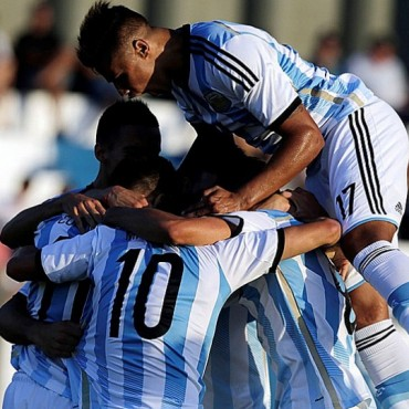 Argentina logra la clasificación ante Bolivia en el Sub 20