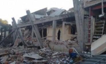 Son siete muertos y 50 heridos una explosión en México