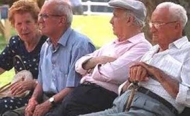 Aumentan 18,26% las jubilaciones a partir de marzo