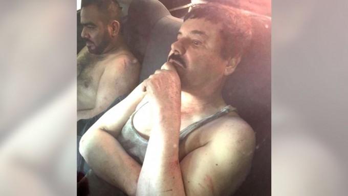 Recapturaron al capo narco Chapo Guzman