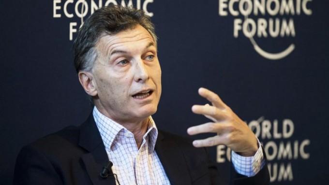Mauricio Macri se reunirá con David Cameron en Davos