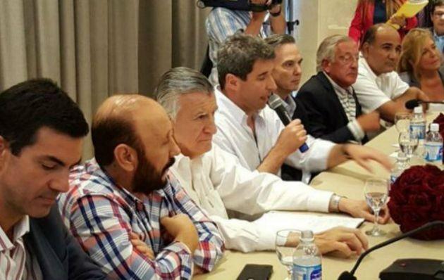 Gobernadores del PJ piden una respuesta