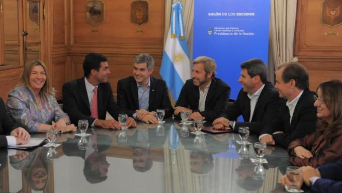 Coparticipación: modifican el decreto para Capital Federal y acuerdan con gobernadores