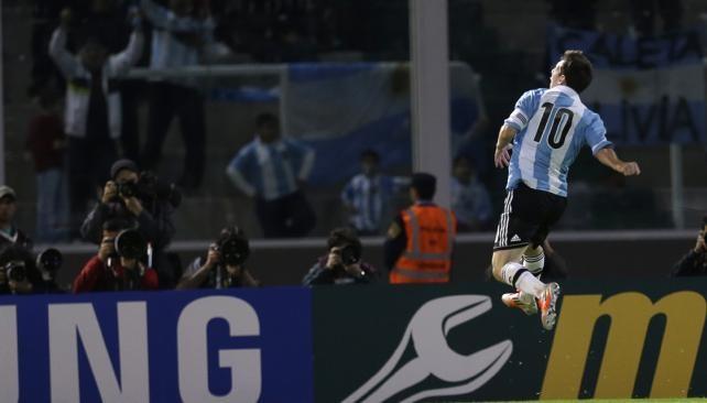 La selección con Messi podría jugar en el Kempes en la próximas fechas de eliminatorias