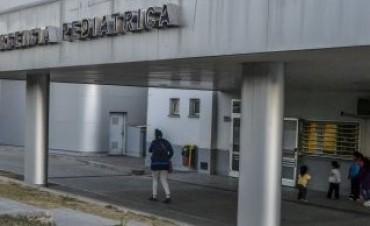 Salta: policías salvaron la vida de un bebé de 11 días