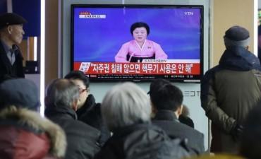 Corea del Norte realizó su primera prueba
