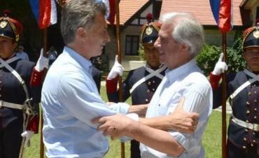 Macri en Uruguay: Es el principio para que haya pobreza cero en el Río de la Plata