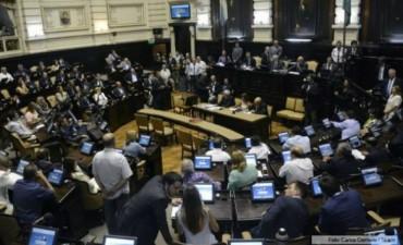 Diputados bonaerenses aprobaron el Presupuesto 2016