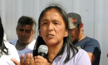Tensión en Jujuy: golpes, gritos y empujones en el desalojo del acampe de los seguidores de Milagros Sala