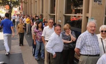 En marzo, los jubilados tendrán un aumento cercano al 15%