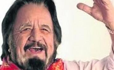 Internaron a Horacio Guarany por un problema de próstata