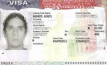 El Gobierno intentará que se elimine la visa de turista para ingresar a los EE.UU