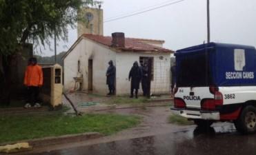 Un niño de cinco años murió en un incendio en Río Cuarto