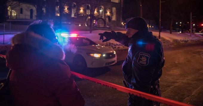 Ataque a una mezquita en Canadá deja 6 muertos