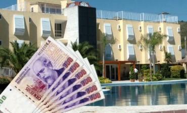 Alojarse en Carlos Paz cuesta un 30% más que el año pasado