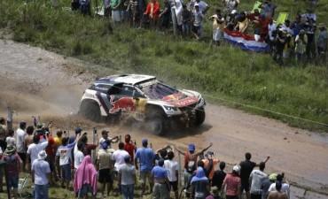 Loeb gana segunda etapa de autos y es el nuevo líder