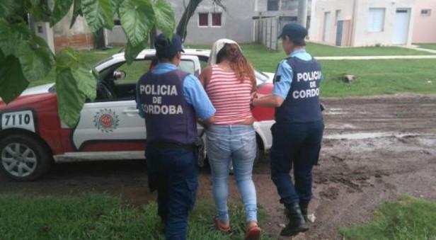 Sanción a policía que no ayudó a su compañera